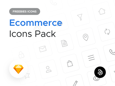 Free Ecommerce Icons call reload view edit star lock mail user home filter map icon set ui sketch download outline ecommerce icon free