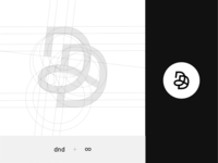 New Agence Dn'D Logotype