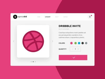 Dribbble Invitation agence dnd dribbble invitation giveaway draft