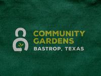 Logo Design - Community Gardens