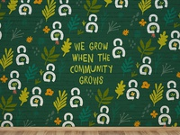 Pattern - Community Gardens