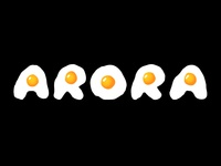 Arora Egg Sales Logotype