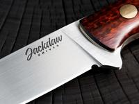 Jackdaw Knives logo