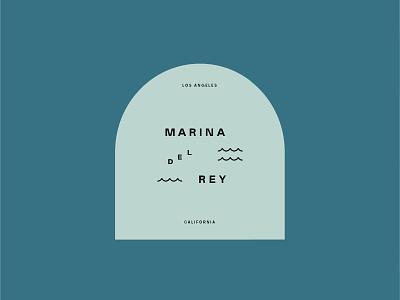 marina del rey neighborhood marinadelrey marina mdr experiment type typography