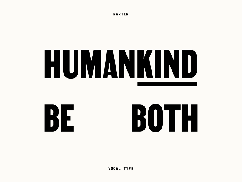 humankind blm human kind humankind mlkjr mlk martin history diversity design type typography