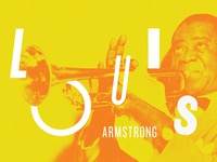 Louis Armstrong record box set