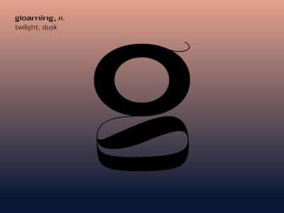 g for gloaming