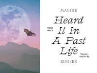 Maggie Rogers MASS MoCA