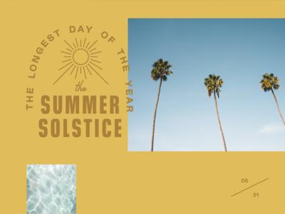 ☼ summer solstice ☼