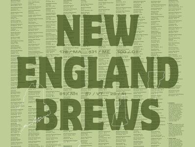 New England Brews, BSDS poster show