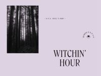 Witchin' Hour