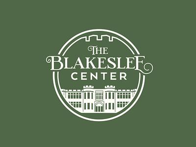 Blakeslee Center Logo ohio meigs community center castle