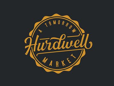 Hurdwell Logo market butcher
