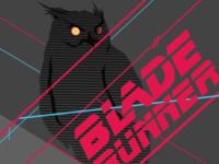 Blade Runner Illustration