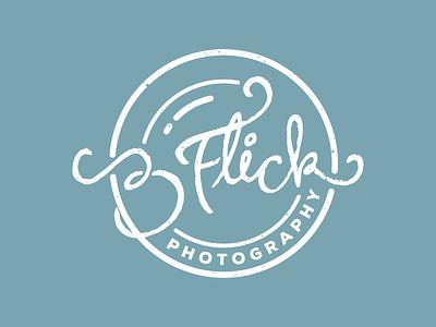 B Flick Photography camera lens camera script phoenix logo photography photo