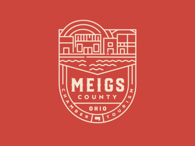 Meigs County Chamber and Tourism Logo