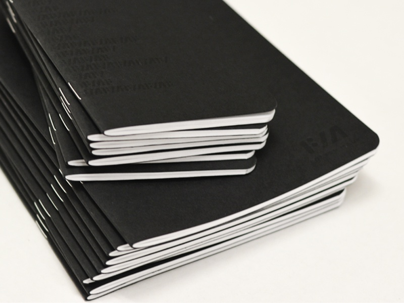 Details Matter swag letterpress journal foster made brand