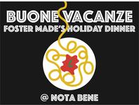 Holiday Dinner Invite