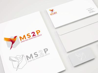 Ms2p Logodesign