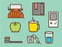 Habit Icons