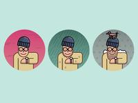 Hipster Smartwatch