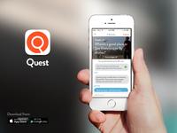 User Interface - Quest