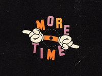 More Time Records logo