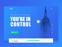 Home page proposal for Yinc