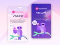 Splash Screen for Communication App