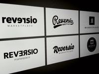 Reversio Marketplace Branding