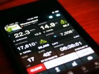 Ski Tracking App