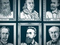 Wall Of Inventors