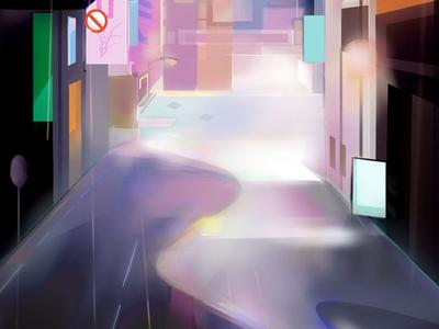 Scene Illustration