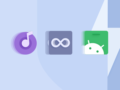 Several miui9 icon