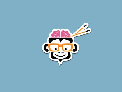 Monkeedoo Logo Concept
