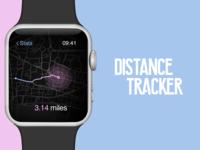 Tracker App for Apple Watch