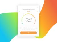 Heat Temperature Control