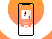 Smart Home App - Music Players