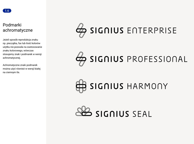Brandbook for Signius icons icon logo brandbook mark brandbook typography illustrations design drawing illustration art dinksy graphic