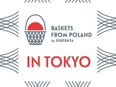 Logotype for Serfenta. Baskets form Poland branding typography illustrations design drawing illustration art dinksy graphic logo logotype design