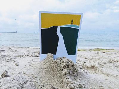 DINKSY postcards poster design postcard postcards branding typography illustrations design drawing illustration art dinksy graphic