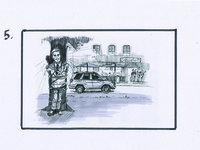Storyboard from video explainer