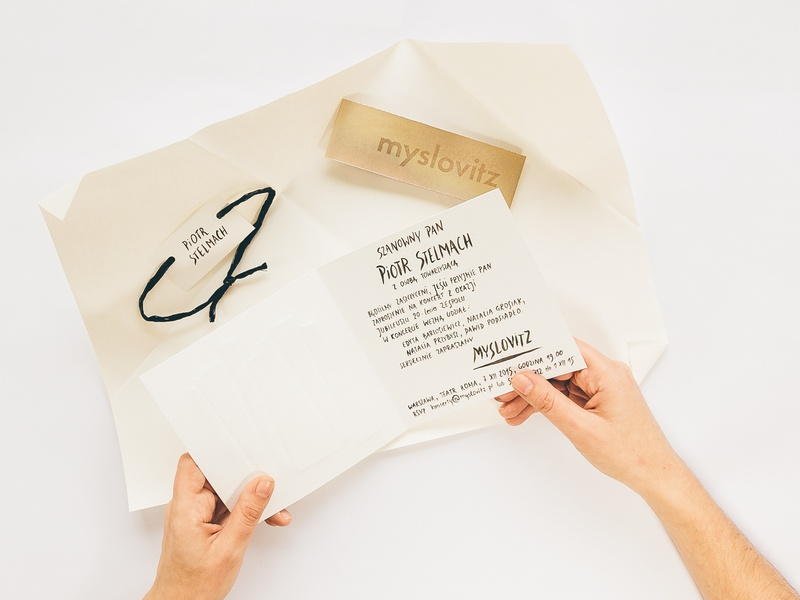 Handmade Personalized Invitation Cards By Dinksy On Dribbble