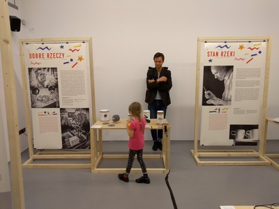 """""""Male, ale Cieszyn"""" - exhibition"""