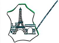 Illustration of Eiffel tour