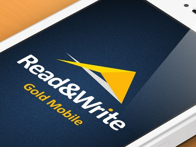 Read&Write Brand logo brand mobile
