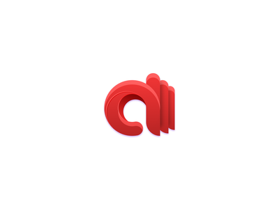 Alecaddd Logo branding brand logo design logo