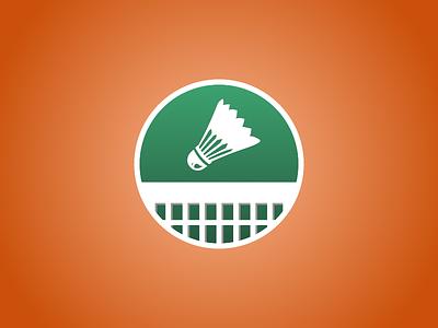#5ftnet Logo - Revised logo design badminton sports
