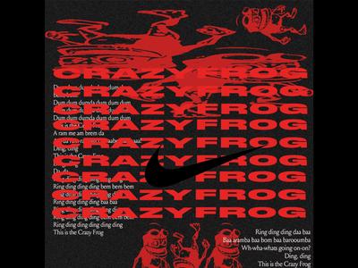 Crazy Frog x Nike