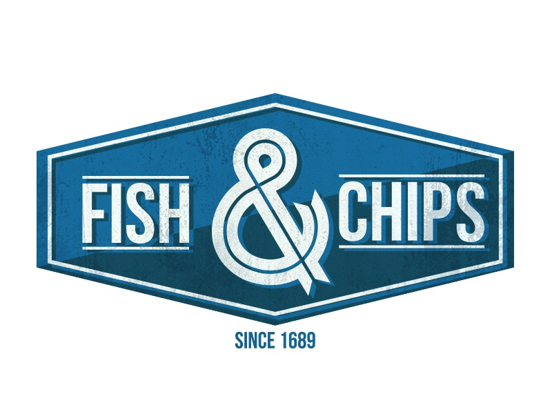 Branding - Fish & Chips by Maxime Méchin - Dribbble